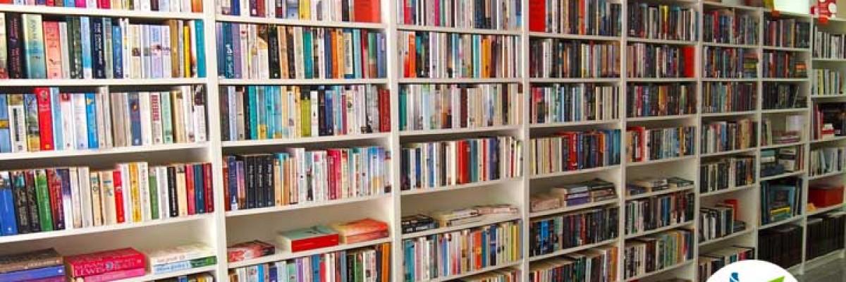 کتابخانه های شهر ما